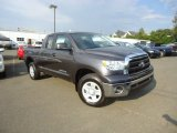 2012 Magnetic Gray Metallic Toyota Tundra Double Cab 4x4 #69728108