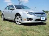 2010 Brilliant Silver Metallic Ford Fusion SE V6 #69792034