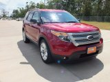 2013 Ruby Red Metallic Ford Explorer XLT #69792249