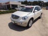 2009 White Diamond Tricoat Buick Enclave CXL #69792021
