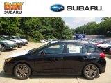 2012 Obsidian Black Pearl Subaru Impreza 2.0i Sport Limited 5 Door #69791771