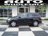 2011 Crystal Black Pearl Honda CR-V EX-L #69792015