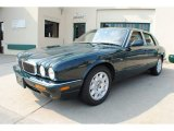 1998 British Racing Green Jaguar XJ XJ8 #69791746