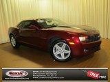 2010 Red Jewel Tintcoat Chevrolet Camaro LT Coupe #69791978