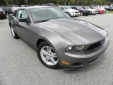 2011 Sterling Gray Metallic Ford Mustang V6 Coupe #69791972