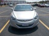 2013 Shimmering Air Silver Hyundai Elantra GLS #69791717