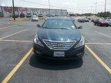 2013 Pacific Blue Pearl Hyundai Sonata Limited #69791716