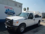 2012 Oxford White Ford F250 Super Duty XL Regular Cab #69791707