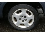 Dodge Neon 2002 Wheels and Tires