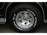 Chevrolet Chevy Van 1997 Wheels and Tires