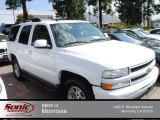 2005 Summit White Chevrolet Tahoe LT 4x4 #69791941