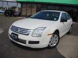 2008 White Suede Ford Fusion S #69791912