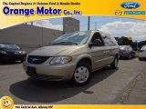 2003 Light Almond Pearl Chrysler Town & Country LX #69791899