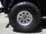 Jeep Wrangler 1991 Wheels and Tires