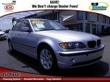 2005 Titanium Silver Metallic BMW 3 Series 325i Sedan #69792136