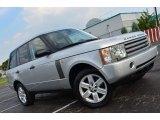 2004 Zambezi Silver Metallic Land Rover Range Rover HSE #69791856