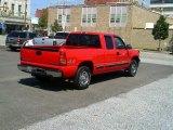 1999 Chevrolet Silverado 1500 Victory Red