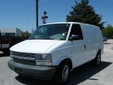 2005 Summit White Chevrolet Astro Cargo Van #6958159