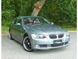 2007 Titanium Silver Metallic BMW 3 Series 328xi Coupe #69792103