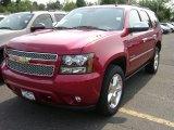 2013 Crystal Red Tintcoat Chevrolet Tahoe LTZ 4x4 #69791818