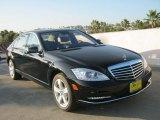 2013 Black Mercedes-Benz S 550 Sedan #69791807