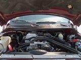 2001 Dodge Ram 2500 SLT Quad Cab 4x4 8.0 Liter OHV 20-Valve Magnum V10 Engine