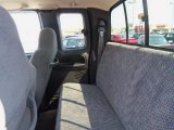 2001 Dodge Ram 2500 SLT Quad Cab 4x4 Rear Seat