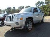 2007 Bright Silver Metallic Jeep Patriot Sport 4x4 #69841918
