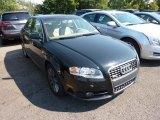 2008 Brilliant Black Audi A4 2.0T quattro Sedan #69841911