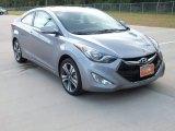 2013 Titanium Gray Metallic Hyundai Elantra Coupe SE #69841899