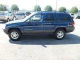 2002 Patriot Blue Pearlcoat Jeep Grand Cherokee Laredo 4x4 #69841887