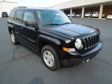 2013 Jeep Patriot Black
