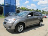2012 Graystone Metallic Chevrolet Equinox LT AWD #69841184