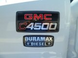 GMC C Series Topkick 2005 Badges and Logos