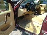 1999 Mercedes-Benz ML Interiors
