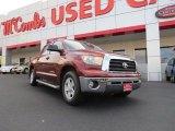 2008 Salsa Red Pearl Toyota Tundra SR5 CrewMax #69841155