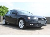 2013 Brilliant Black Audi A4 2.0T quattro Sedan #69841827