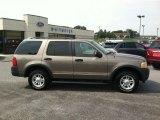 2003 Mineral Grey Metallic Ford Explorer XLS 4x4 #69841517