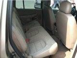 2003 Ford Explorer XLS 4x4 Rear Seat