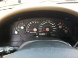 2003 Ford Explorer XLS 4x4 Gauges