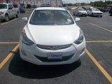 2013 Shimmering White Hyundai Elantra GLS #69841145