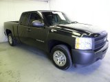 2010 Black Granite Metallic Chevrolet Silverado 1500 Extended Cab #69841504