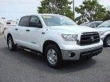 2010 Super White Toyota Tundra SR5 CrewMax #69841038