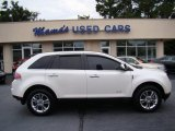 2010 White Platinum Tri-Coat Lincoln MKX FWD #69841388