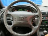 2002 Ford Mustang GT Coupe Steering Wheel