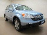2009 Glacier Blue Metallic Honda CR-V EX-L 4WD #69840981