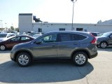 2012 Polished Metal Metallic Honda CR-V EX-L 4WD #69841680