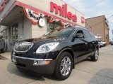 2008 Carbon Black Metallic Buick Enclave CXL AWD #69841674