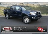 2012 Nautical Blue Metallic Toyota Tacoma V6 TRD Double Cab 4x4 #69840954