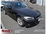 2009 Black Sapphire Metallic BMW 3 Series 328i Sedan #69841343